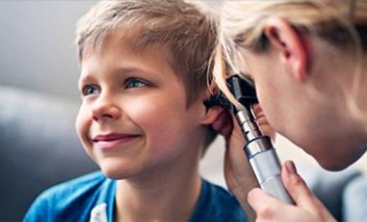 Έλεγχος Ακοής Παιδιών