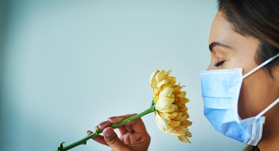 Απώλεια όσφρησης &  COVID 19